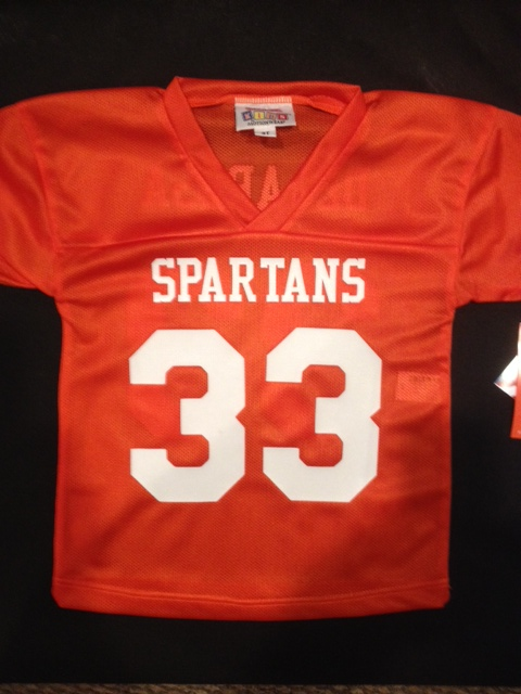 baf4c6bbeb2 Buy Personalized Toddler Football Jersey at Little Legends Sports