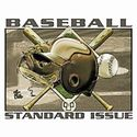 Baseball Standard Issue Tee Shirt
